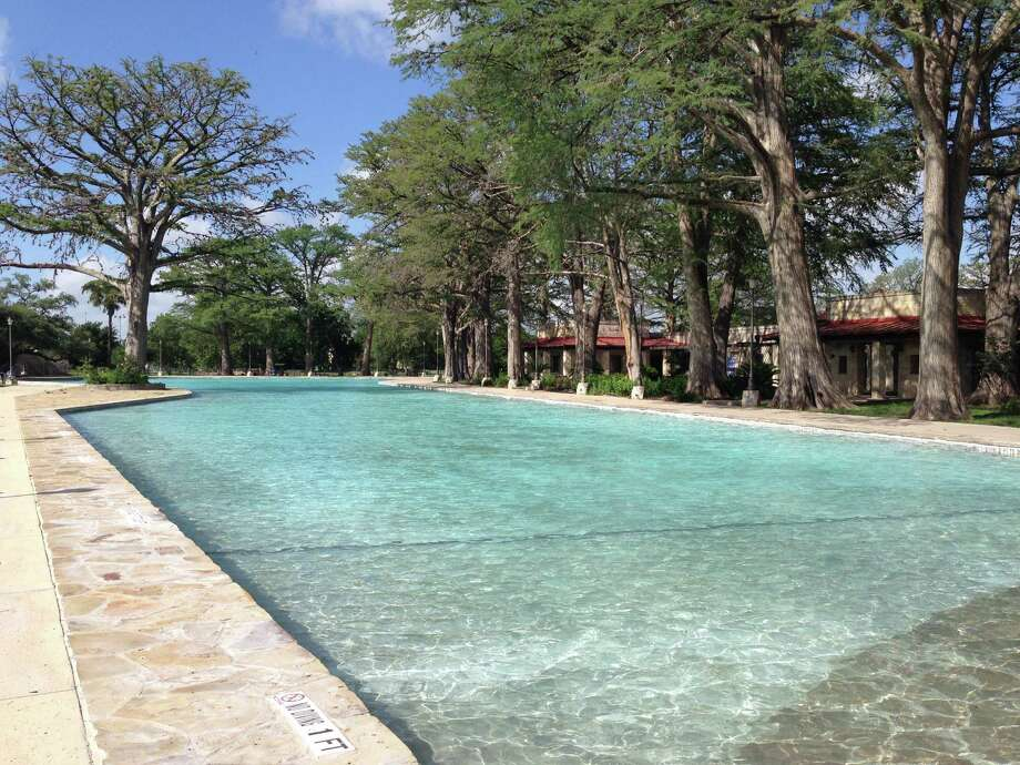 Dive in: City swimming pools open for summer - San Antonio Express-News