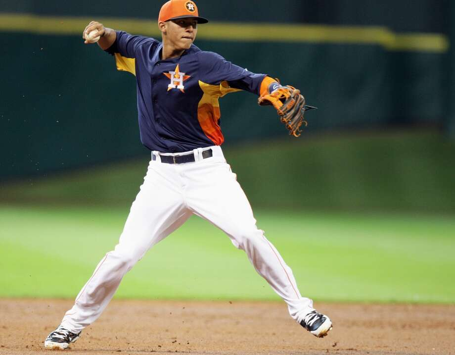 1. Carlos Correa  Class A Lancaster  DOB: 09/22/1994  6-4, 205, SS  Baseball America ranking: 1  MLB.com ranking: 1 Photo: James Nielsen, Houston Chronicle