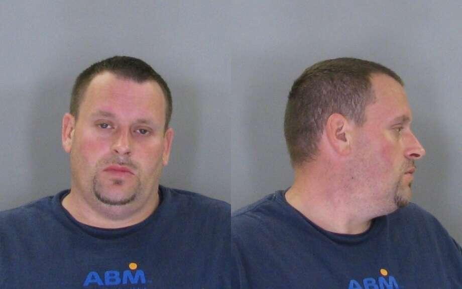 James J. Peltier, 33, of Cohoes. (Bethlehem Police Department)