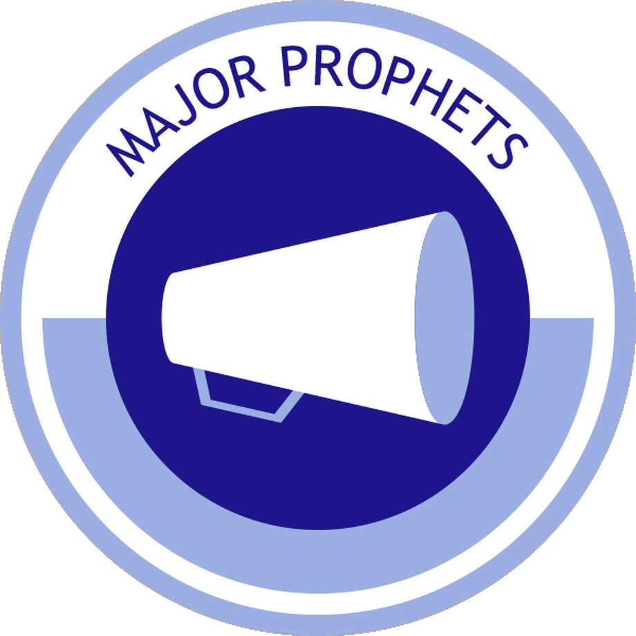 The Prophets (Major & Minor) – The poets tell us how people respond to their relationship with God in the Old Testament. The prophets tell us God's side of the story. Photo: Jeffrey Kranz, OverviewBible.com