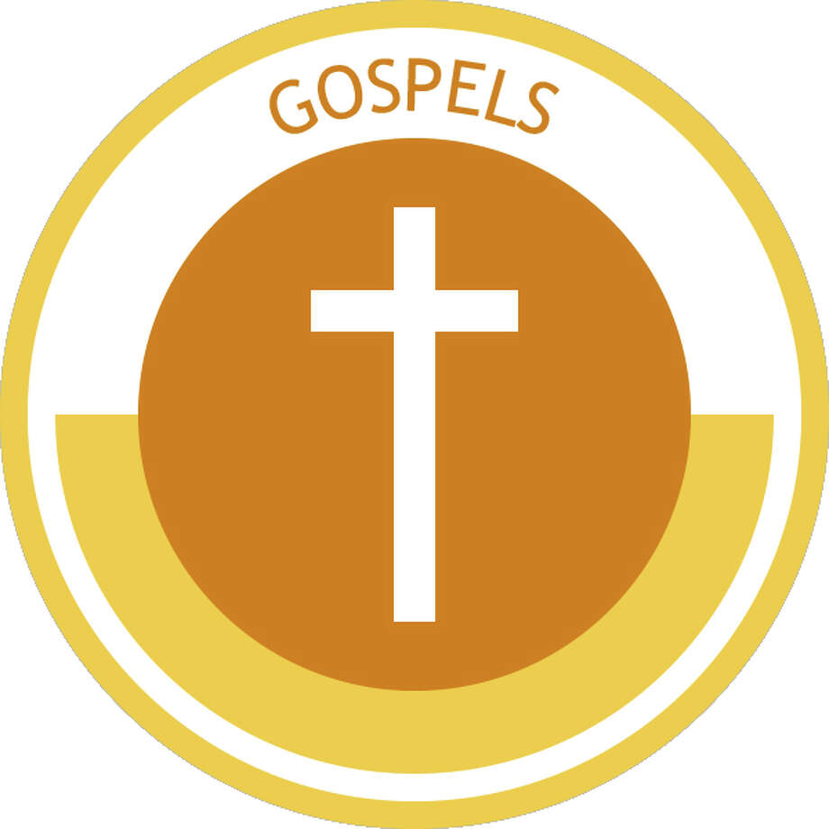 The Gospels – – These books tell the story of Jesus' baptism, miracles, death, and resurrection. Photo: Jeffrey Kranz, OverviewBible.com