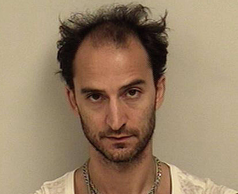 Gregory Gottman, 39, of Brooklyn, N.Y., was charged with a series of criminal violations after police said he was stopped on Treadwell Avenue and they found a large amount of the narcotic ecstasy and amphetamines in his possession. Photo: Westport Police Department / Westport News