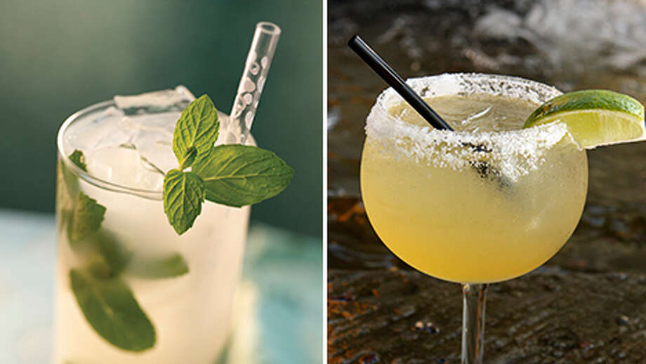 Mojitos or margaritas? Which city — Miami or San Antonio — has the better cocktail? Click ahead to take the poll and see some of the Express-News Taste team's favorite San Antonio margaritas.