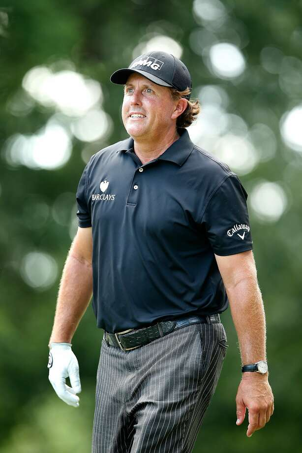 Phil Mickelson would be the sixth player to wrap up a career Grand Slam. Photo: Christian Petersen, Getty Images