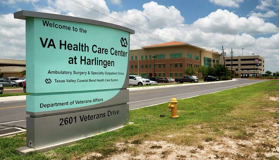 The VA Health Care Center in Harlingen ranks high on the list of the facilities with the longest average waits as of May 15 for new patients seeking primary care, specialist care and mental health care, according to audit results released Monday. Photo: David Pike, MBO / Valley Morning Star