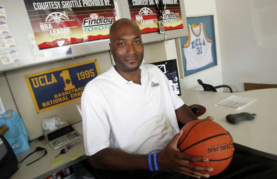 Former UCLA star Ed O'Bannon is the lead plaintiff in an antitrust lawsuit against the NCAA which could alter the landscape for college athletics. Photo: Isaac Brekken / Associated Press / FR159466 AP