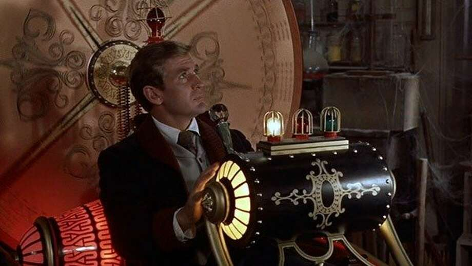 """Rod Taylor in """"The Time Machine."""" Photo: Mgm 1960"""
