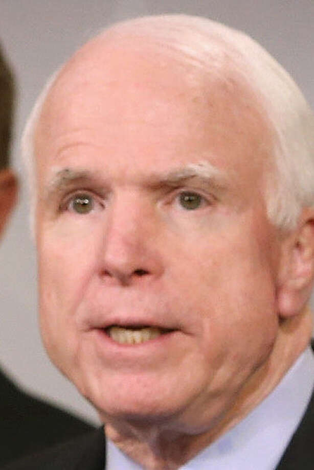 Sen. John McCain was among 21 senators asking the feds to investigate. / 2014 Getty Images