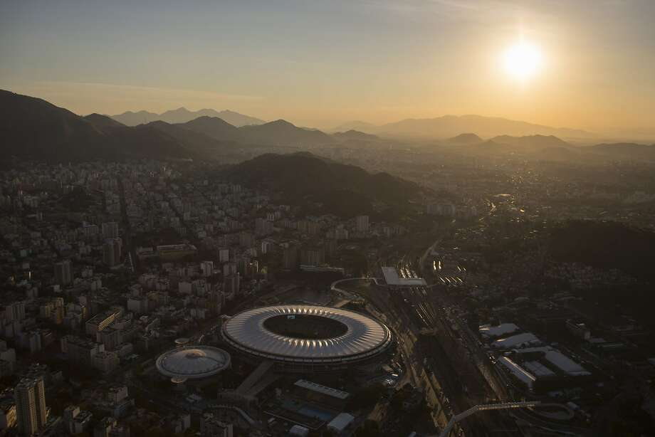 Rio de Janeiro's Maracana Stadium will host the final World Cup match on July 13, but earlier games will be scattered around Brazil. Photo: Felipe Dana, Associated Press