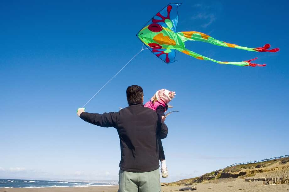 How to fly a kite. Photo: Geri Lavrov, Getty Images/Flickr RF
