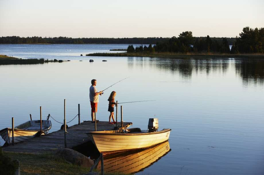 How to catch a fish. Photo: Johner Images, Getty Images/Brand X