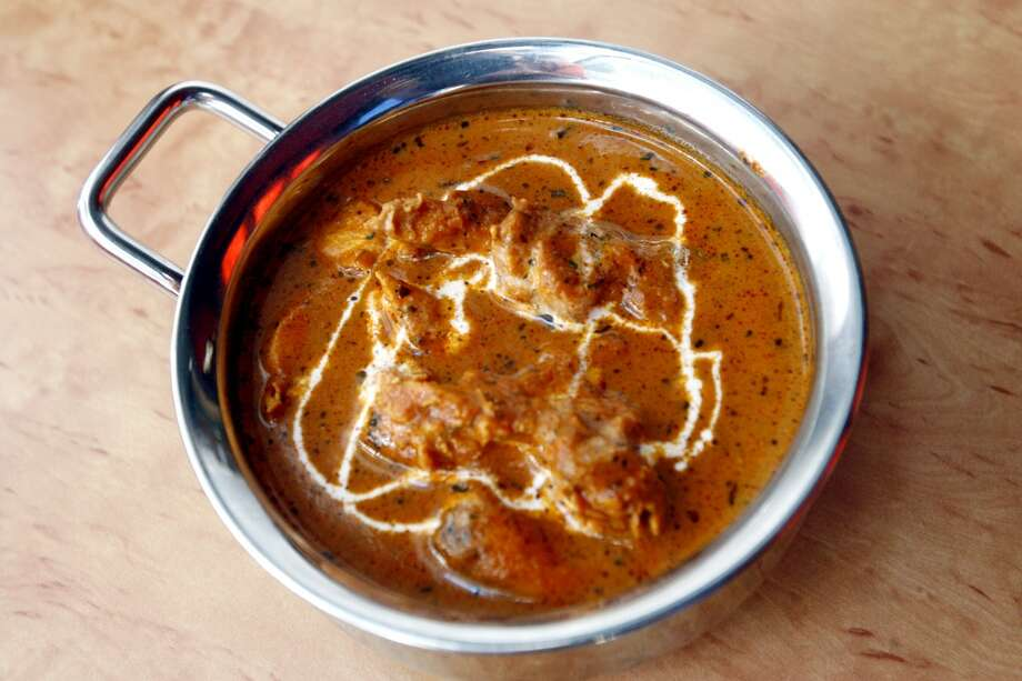 Amber India: Butter chicken. Photo: Katy Raddatz, The Chronicle