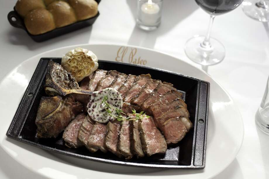 El Paseo, Mill Valley: Porterhouse steak. Photo: Craig Lee, Special To The Chronicle