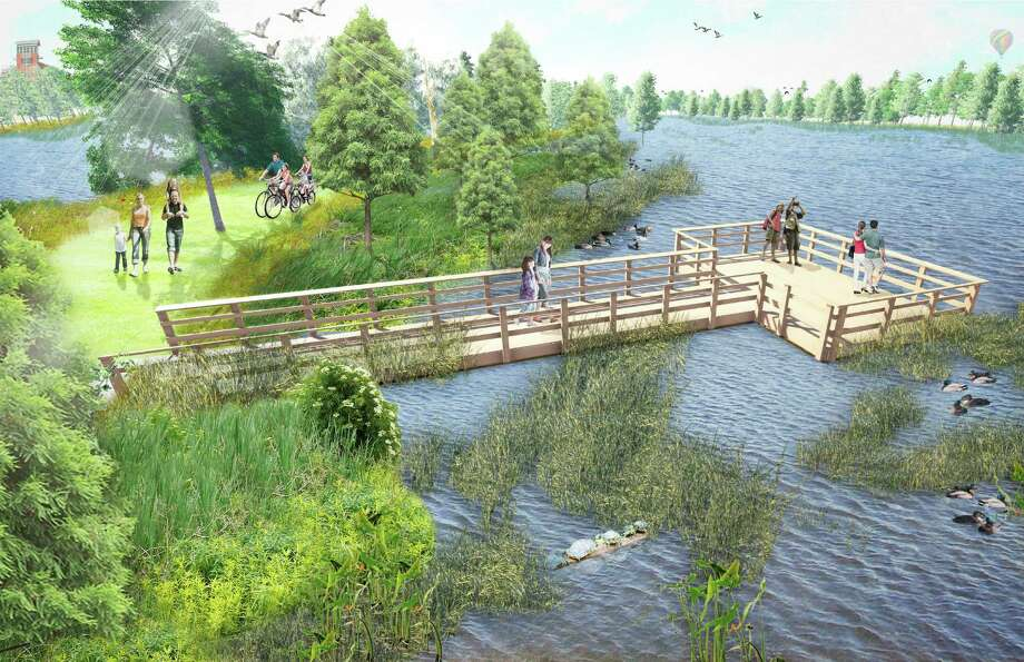 Cross Creek Ranch is scheduled to open this month a new boardwalk and nature overlook. Photo: Courtesy Cross Creek Ranch