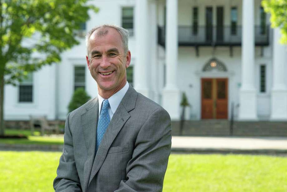 Robert Macrae will become New Canaan Country School's fifth head of school effective July 1, 2015, succeeding Timothy R. Bazemore. Photo: Contributed Photo, Contributed / New Canaan News