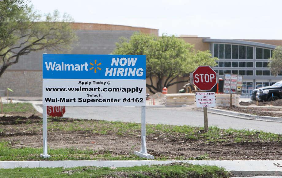 Hiring Started At Blanco Road Walmart San Antonio