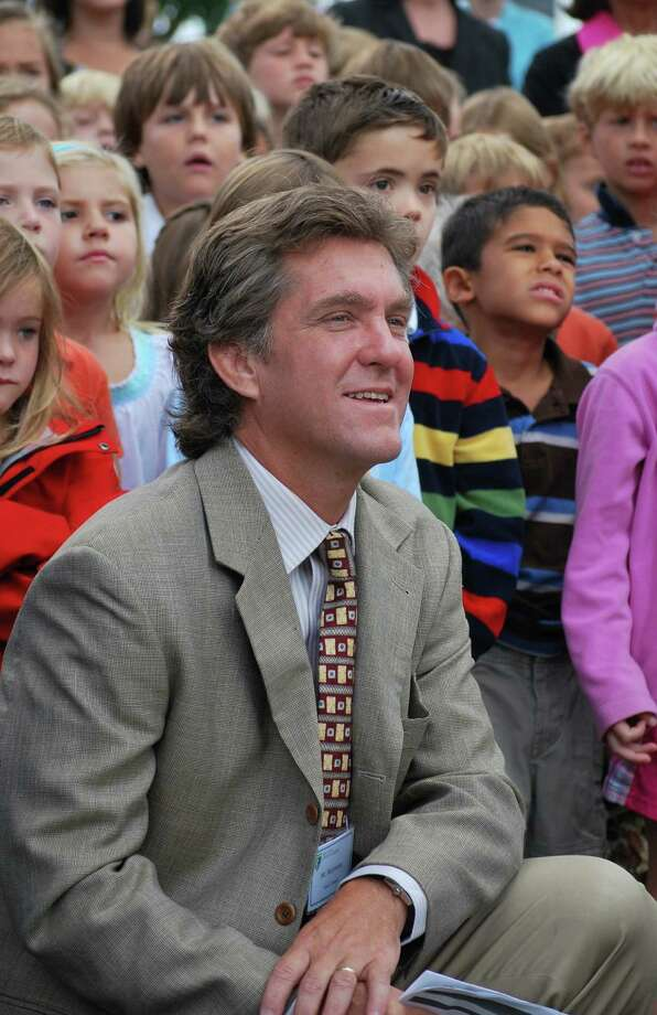 New Canaan Country School Head of School Tim Bazemore was named a Horizons Hero. Photo: Contributed Photo, Contributed / New Canaan News Contributed