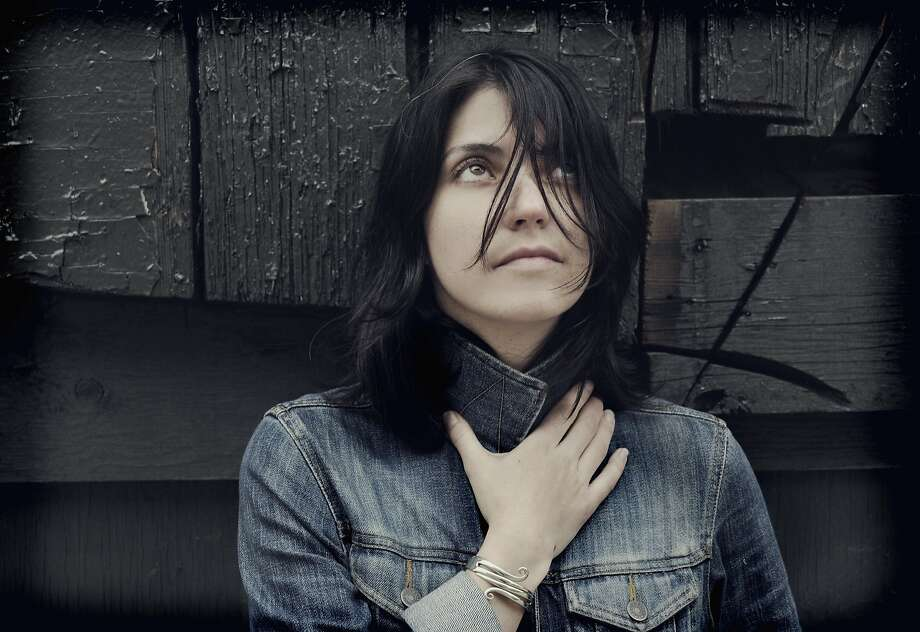 Sharon Van Etten says she enjoys performing onstage so people can see that she has a lighthearted side. Photo: Jagjaguwar