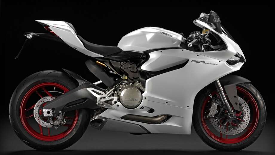 The Ducati Panigale 899