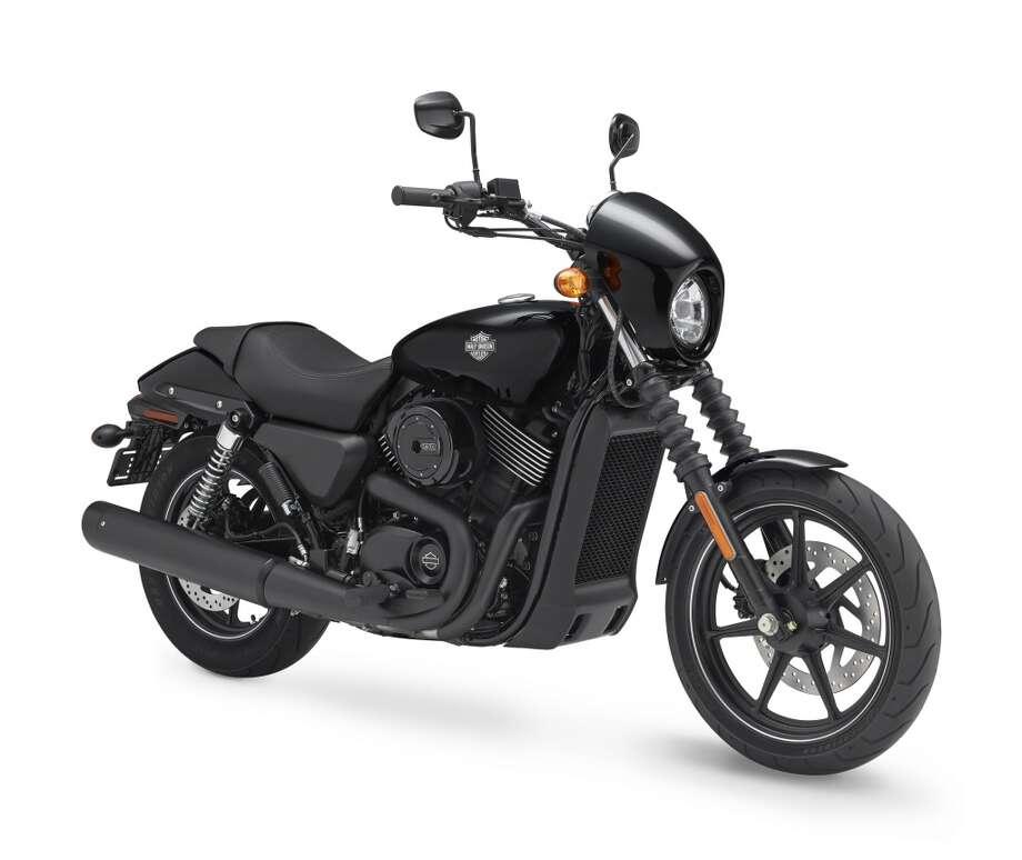 The Harley Davidson Street 750MSRP: $7,499 Photo: Brad Chaney