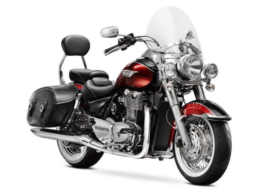 The Triumph Thunderbird LT