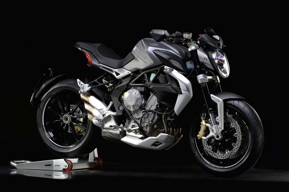 The MV Agusta Brutale 800 Dragster