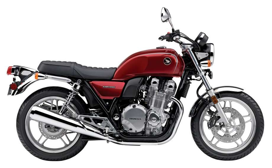 The Honda CB1100 Deluxe