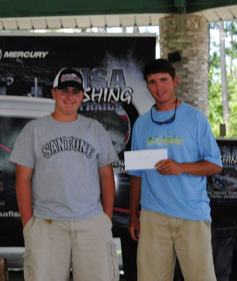 Congratulations to Easton Heigley and Blake Smith for winning the tournament with 17.59 lbs