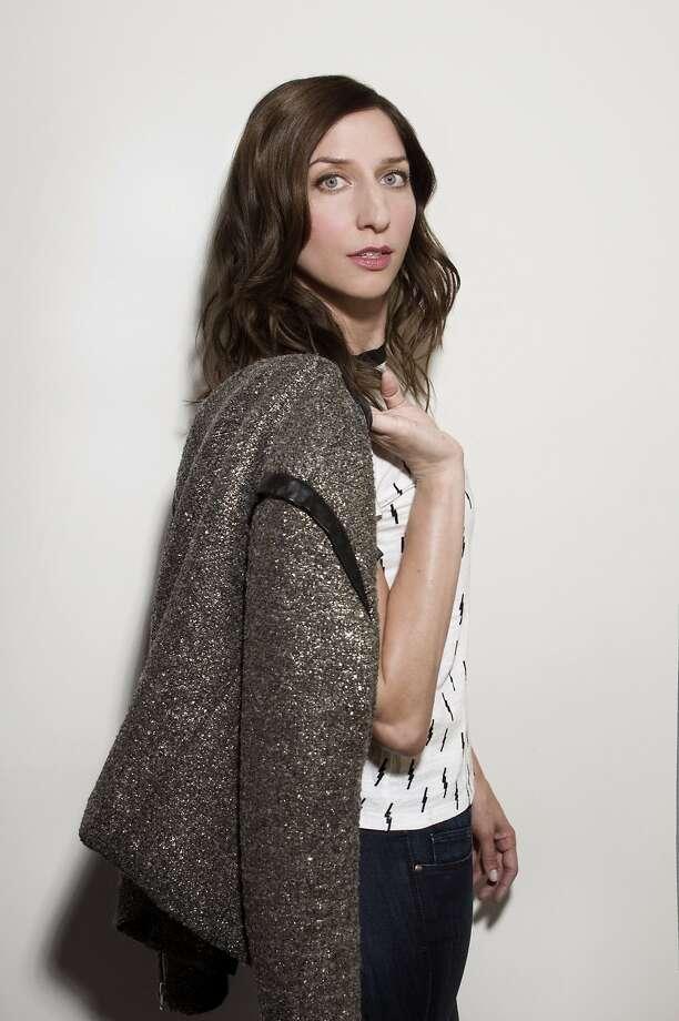 Chelsea Peretti Photo: Luke Fontana