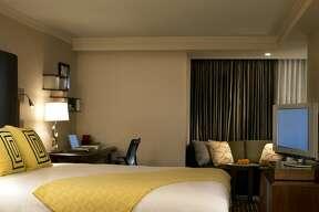 Top hotel destinations 10. Dallas