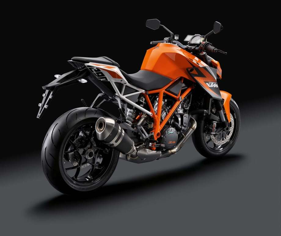 The KTM 1290 Super Duke R ABS  MSRP: $16,999 Photo: Fotografiemitterbauer