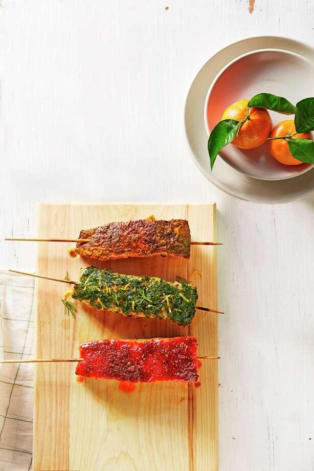 Good Housekeeping recipe for BBQ-Rub Salmon. Photo: Sherry Rujikarn / ONLINE_YES