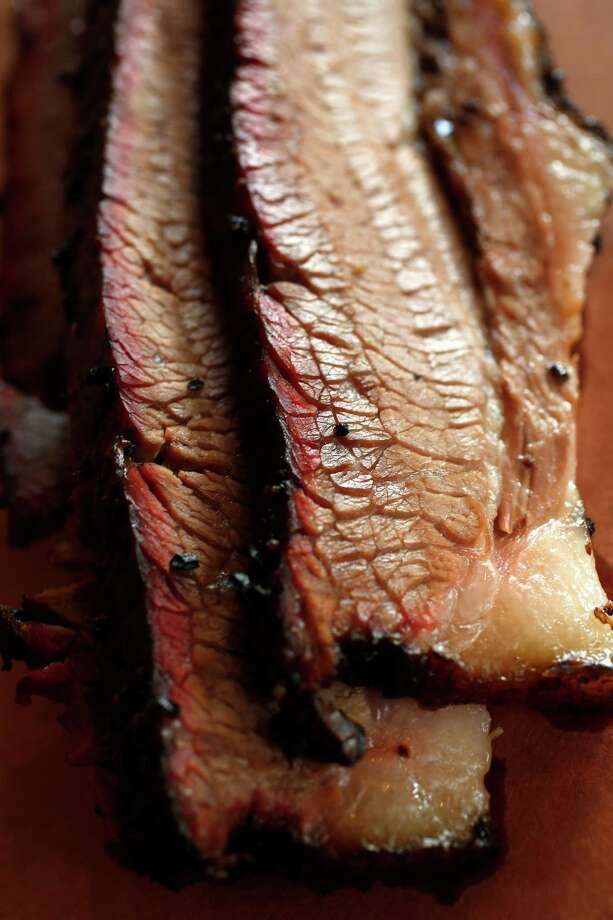 Brisket at Killen's Barbecue in Pearland. Photo: Karen Warren, Staff / © 2014 Houston Chronicle
