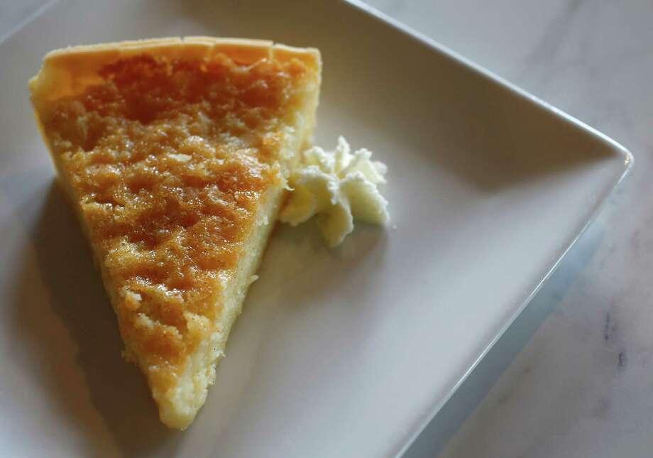 A slice of pie at Killen's Barbecue in Pearland. Photo: Karen Warren, Staff / © 2014 Houston Chronicle