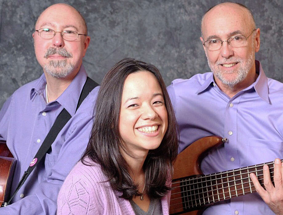 The trio Sambeleza will perform at the Voices Cafe at the Unitarian Church in Westport on Saturday, June 21. Photo: Contributed Photo / Westport News