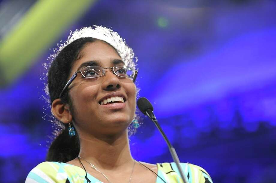 Shobha Dasari advanced to the semifinals at the 2014 Scripps National Spelling Bee.