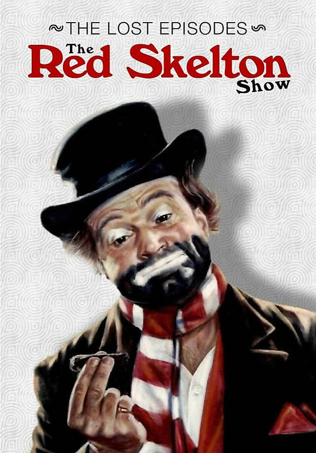 DVD cover: The Red Skelton Show: The Lost Episodes. Photo: Shout! Factory