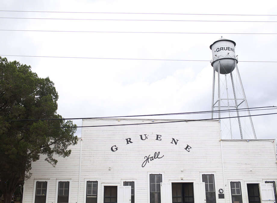 Gruene HallGruene, TexasThis iconic dance hall is the oldest continually operating in the state of Texas. The dance floor sits between two walls of open air since the venue does not have air conditioning.  Photo: Express-News File Photo / © San Antonio Express-News