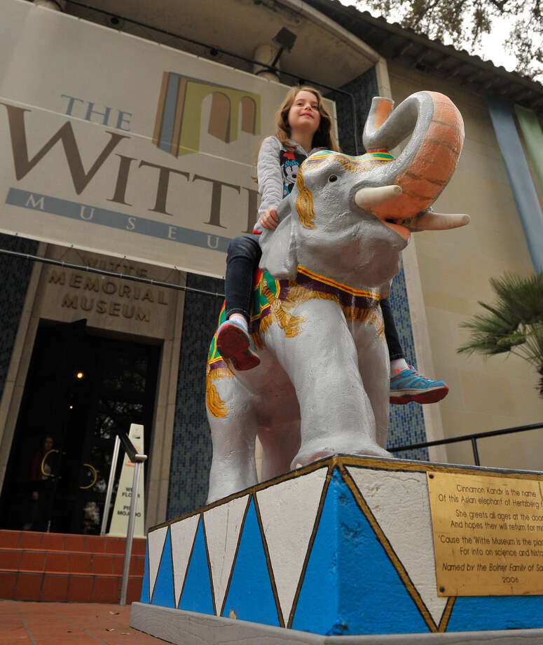 The Witte Museum has been a pillar of the community since it first opened in 1926. Photo: Express-News File Photo / San Antonio Express-News