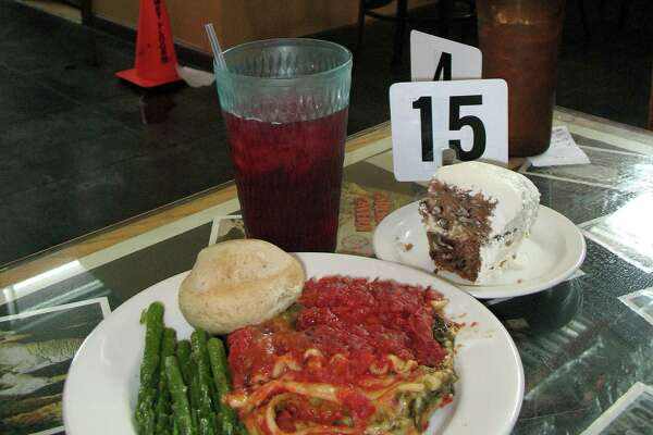 Green Vegetarian Cuisine offers vegan-friendly, healthful options.