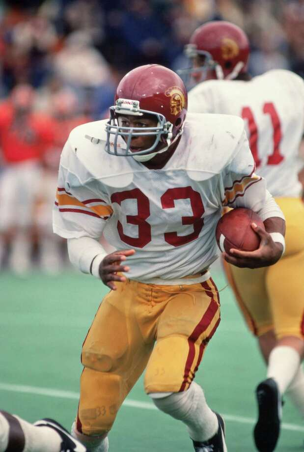 University of Southern California – No. 33 (Marcus Allen) Photo: David Madison, Getty Images / 1981 David Madison