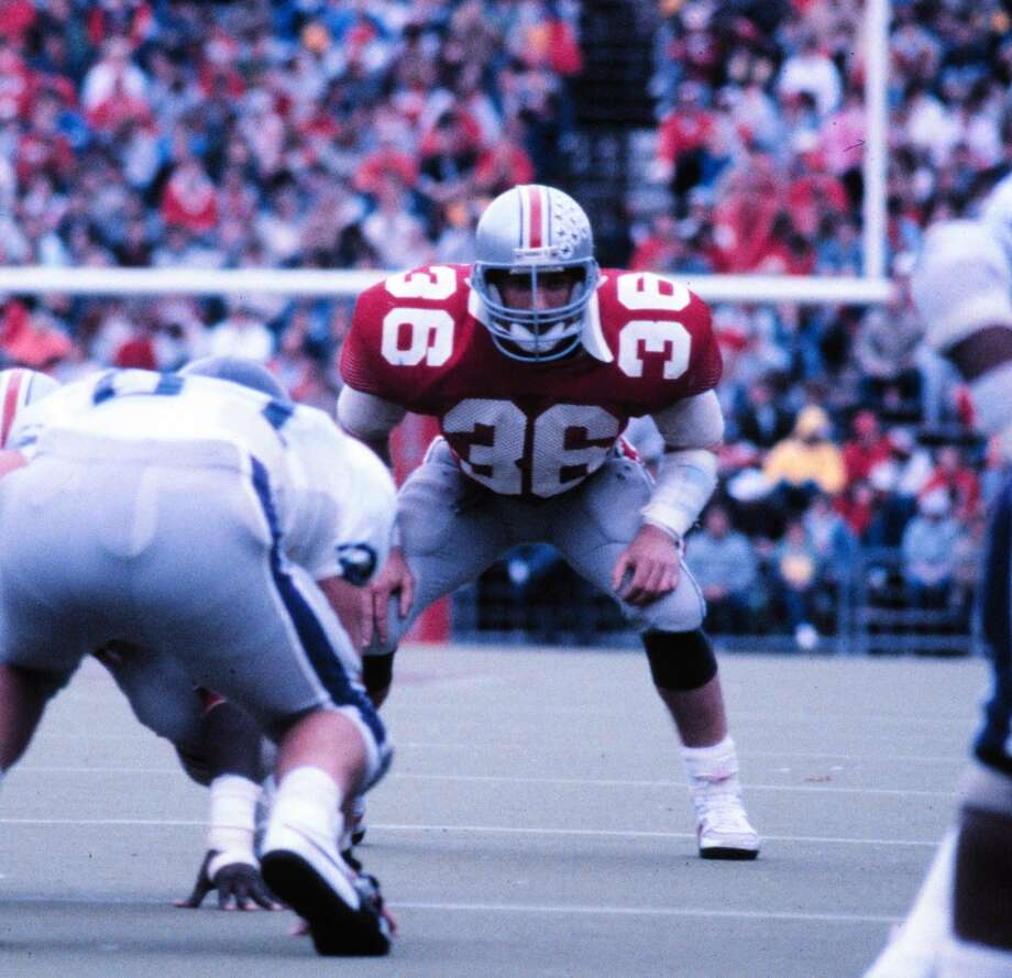 Ohio State – No. 3 (Chris Speilman) Photo: Collegiate Images, Getty Images / 1988 Ohio State