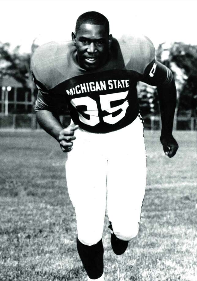 Michigan State – No. 35 (Bubba Smith) Photo: TSN, Getty Images / Sporting News