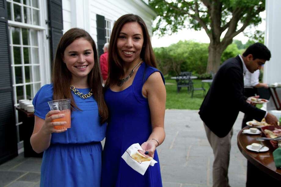 Were you Seen at the 15-Love 'Fore Love & Money' golf and tennis fundraising event held at the Schuyler Meadows Club in Loudonville on Monday, June 9, 2014? Photo: Ryan Tink