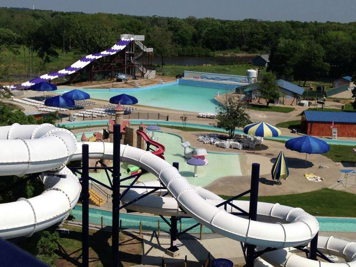 A view of the park in Canton, Texas. (Splash Kingdom Family Waterparks)