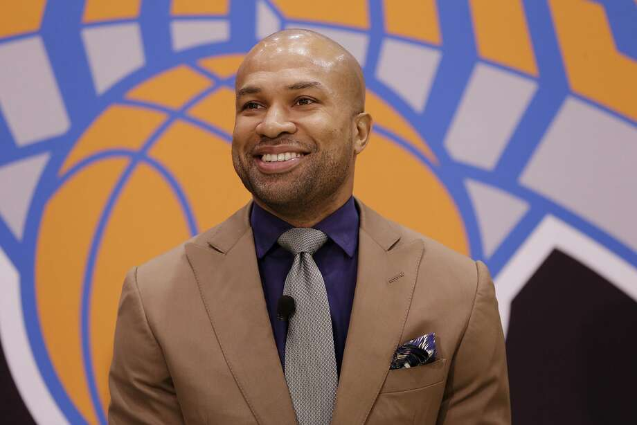 Derek Fisher won five championships playing for Phil Jackson's Lakers. Photo: Seth Wenig, Associated Press