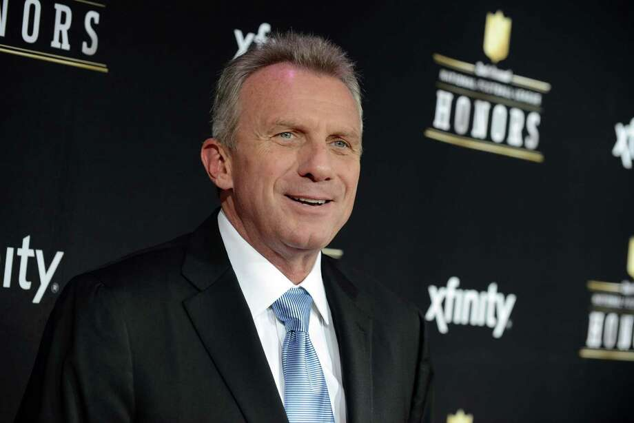 Former NFL player Joe Montana arrives at the 2nd Annual NFL Honors on Saturday, Feb. 2, 2013 in New Orleans. (Photo by Jordan Strauss/Invision/AP) Photo: Jordan Strauss / Invision