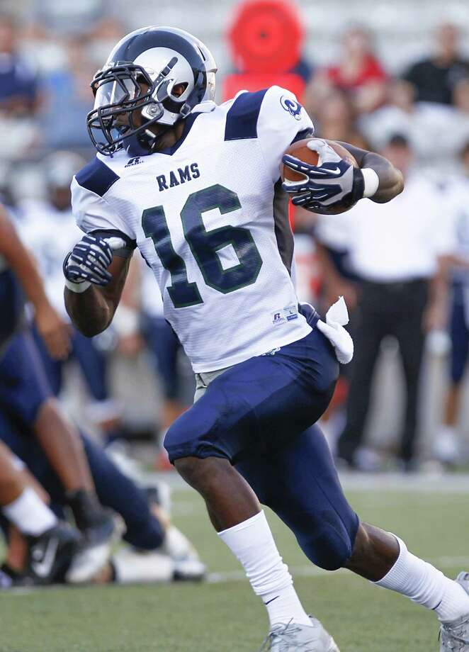 Cy Ridge's Kemah Siverand has made an early decision to sign for Texas A&M. Photo: Diana L. Porter, Freelance / © Diana L. Porter
