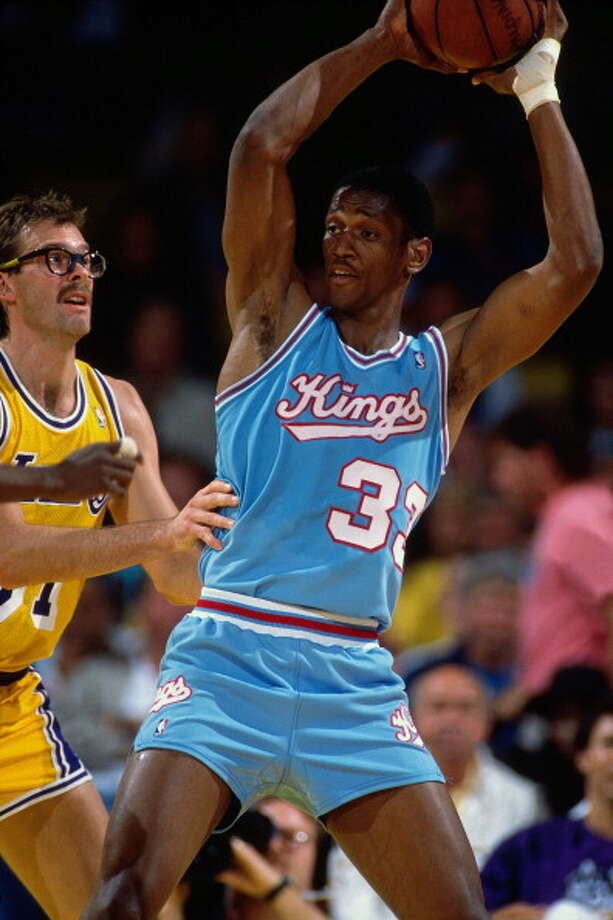 Kansas City Kings  1st round - 9th overall  Otis Thorpe - Providence College  1994 NBA champion, 1-time All-Star. Thorpe played for nine teams during the course of his 17-year career (7 1/2 seasons with the Rockets). Thorpe holds the Rockets franchise record for FG% (55.9%). Photo: Andrew D. Bernstein, NBAE/Getty Images / 1987 NBAE