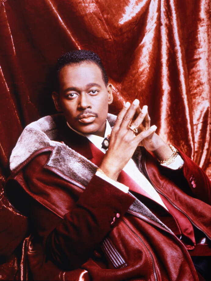 "Luther Vandross, seen here in 1970, did not hit true mainstream success until the 1980s, putting him in the very tail end of the Motown era. He is best known for the songs, ""Never Too Much"" (1981),  ""Any Love"" (1988), ""Here and Now"" (1989), and ""Power of Love/Love Power"" (1991).  Photo: GAB Archive, Getty / Redferns"